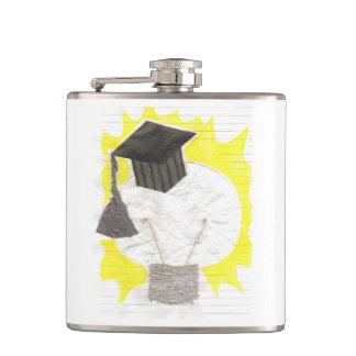 Grad Bulb Flask
