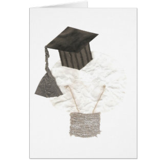 Grad Bulb Greeting Card
