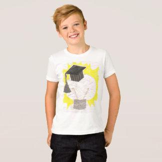Grad Bulb Kid's T-Shirt