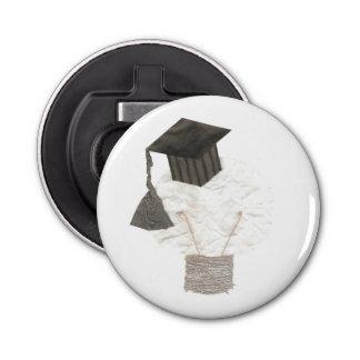 Grad Bulb Magnetic Bottle Opener