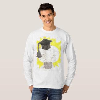 Grad Bulb Men's Jumper T-Shirt