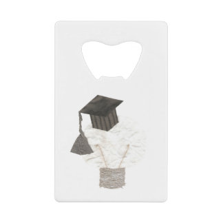 Grad Bulb No Background Credit Card Bottle Opener