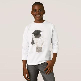 Grad Bulb No Background Kid's Jumper T-Shirt