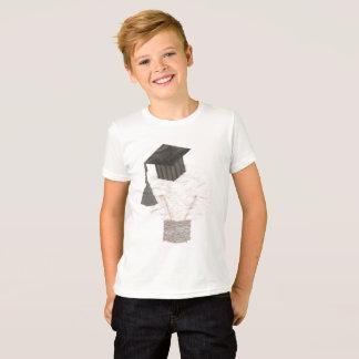 Grad Bulb No Background Kid's T-Shirt