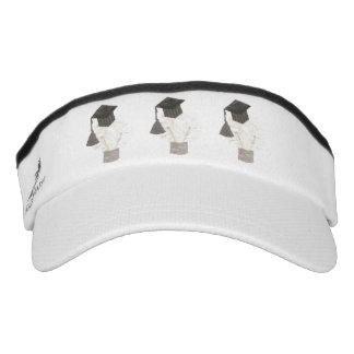 Grad Bulb Visor Hat