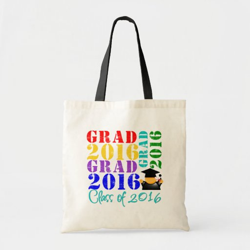Grad  Class of 2016 Bag