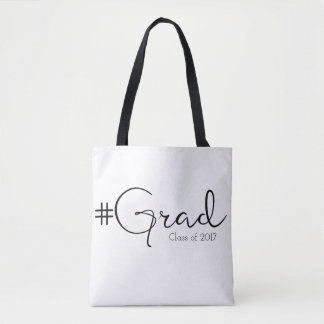 #Grad, Class of Tote
