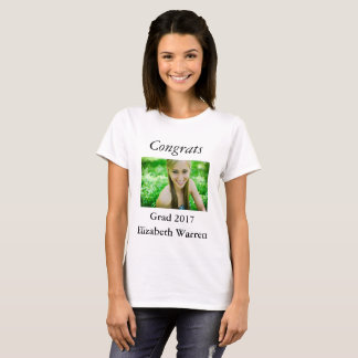 Grad Photo Celebration T-Shirt