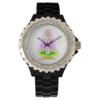 Grade A Goddess Watch(Blonde Hair) Watch