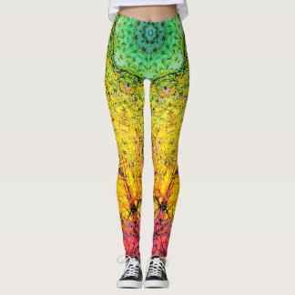 Gradient Colors Leggings