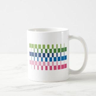 gradient colours coffee mug