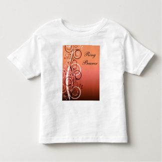 Gradient Filligree Tee Shirt