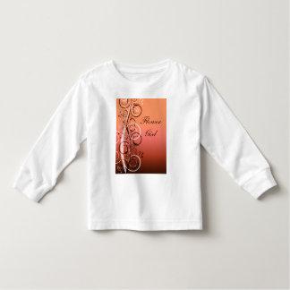 Gradient Filligree Toddler T-Shirt