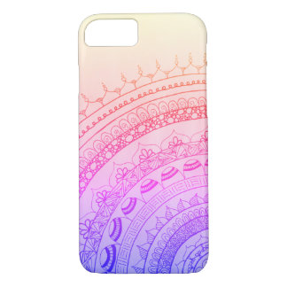 Gradient Mandala iPhone 8/7 Case