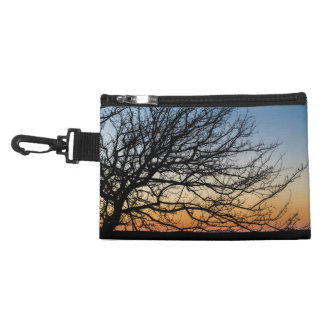 Gradient Sky in Winter Accessory Bags