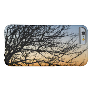 Gradient Sky in Winter Barely There iPhone 6 Case