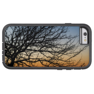 Gradient Sky in Winter Tough Xtreme iPhone 6 Case