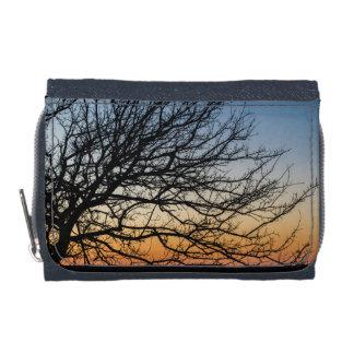 Gradient Sky in Winter Wallets