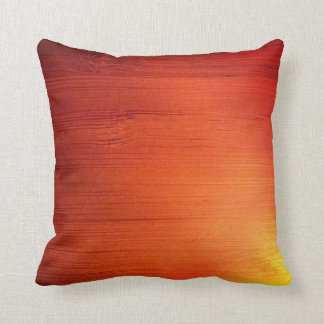 Gradient Wood Cushion