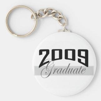 Graduate 2009 keychain