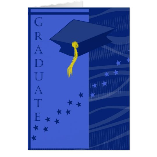 Graduate Blank Card
