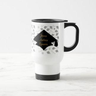 Graduate Caps Travel Mug