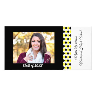 Graduate Class of 20xx Personalised Photo Card