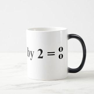 Graduate Maths Joke Magic Mug