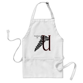 Graduate Of Screw U T-shirts Gifts Standard Apron