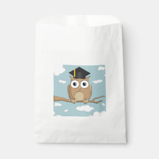 Graduate Owl Favour Bag