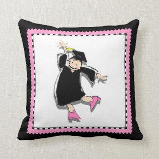 Graduate Throw Pillow