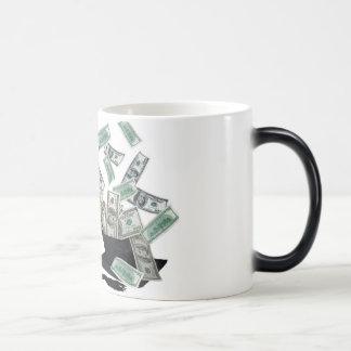 Graduate's Goal Morphing Mug