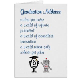 Graduation Poems Cards & Invitations | Zazzle.com.au