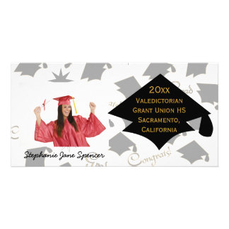 Graduation Announcement Photo Cards