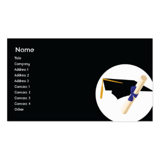 Graduation - Business Pack Of Standard Business Cards