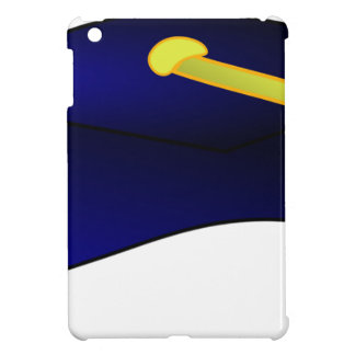 Graduation Cap Illustration iPad Mini Case