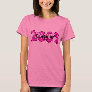 Graduation Class of 2009 Pink T-Shirt