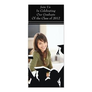 Graduation Class of 2012 10 Cm X 24 Cm Invitation Card
