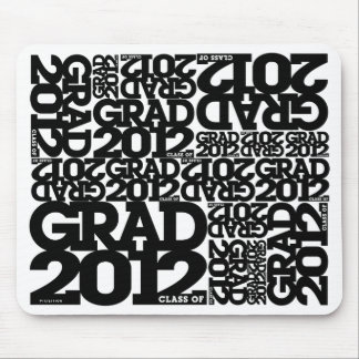Graduation Class of 2012 Mousepad