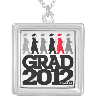 Graduation Class Of 2012 Necklace Processional 4