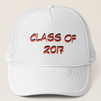 Graduation Class of 2017 Trucker Hat