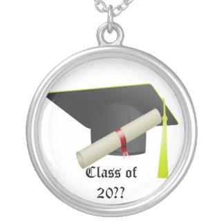 Graduation Class of 20?? Black Necklace