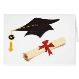 Graduation Congratulations Note Card