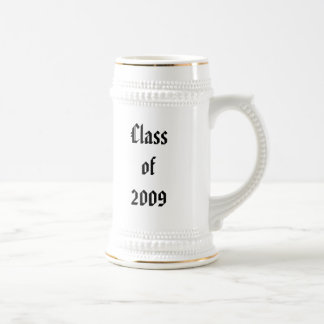 Graduation gift Stein Class of 2012 Mug