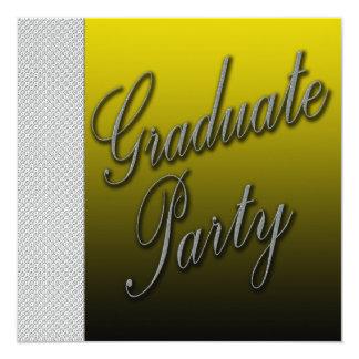 Graduation Graduate Party Invitation