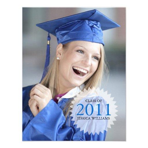Graduation Personalized Invitations