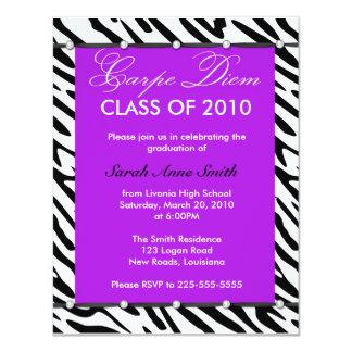 Graduation Personalized Invites