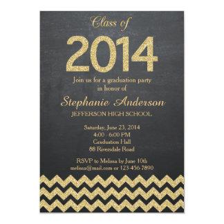 "Graduation Invitation / Graduation Invite 5"" X 7"" Invitation Card"
