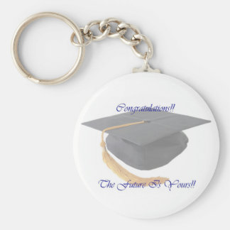 Graduation Key Ring