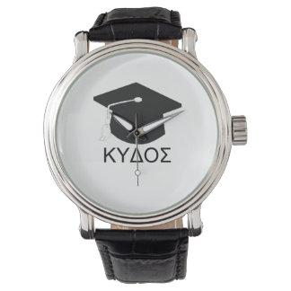 Graduation kudos-B.A. Watch